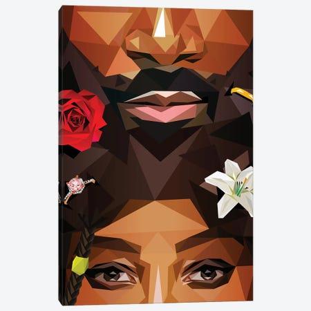 Unity Canvas Print #JDG32} by Michael Jermaine Doughty Canvas Art Print