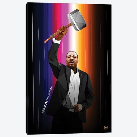 Worthy Canvas Print #JDG34} by Michael Jermaine Doughty Canvas Artwork