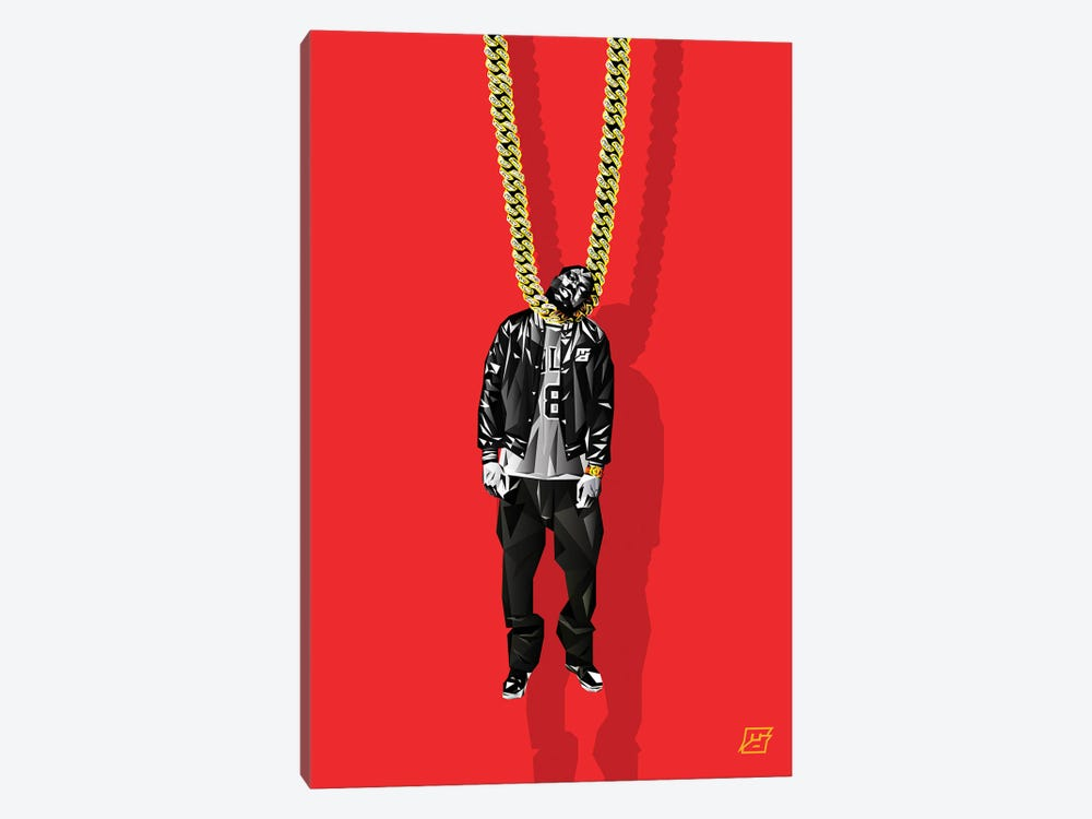 Fools Gold by Michael Jermaine Doughty 1-piece Art Print