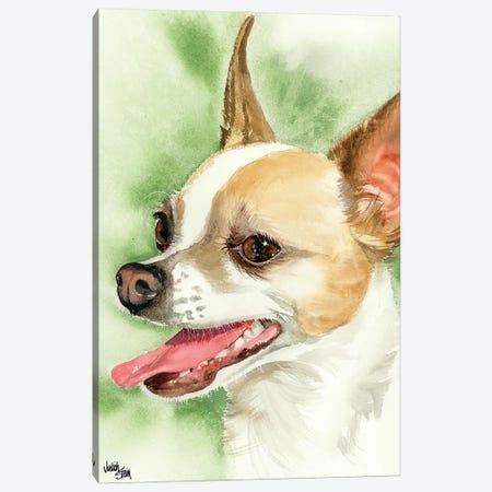 !Ay Chihuahua! Chihuahua Canvas Print #JDI1} by Judith Stein Canvas Artwork