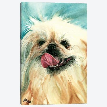 Dog of Foo Canvas Print #JDI54} by Judith Stein Canvas Artwork