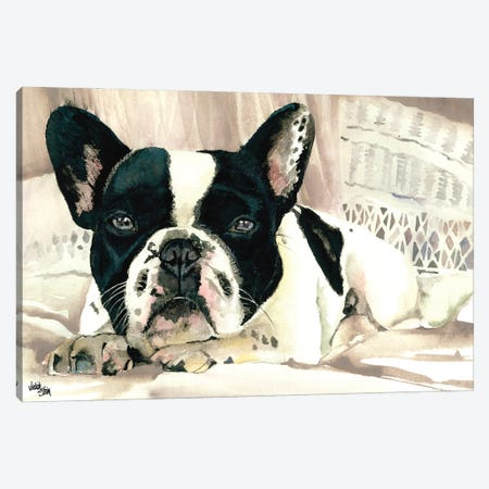 Lounge Act Canvas Print #JDI99} by Judith Stein Art Print
