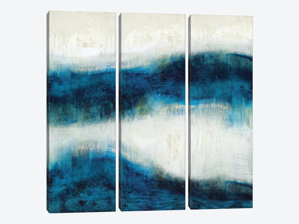 Emerge III by Jaden Blake 3-piece Art Print