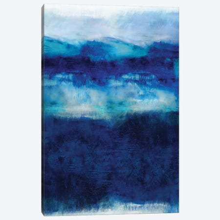 Indigo Dawn Canvas Print #JDN13} by Jaden Blake Canvas Artwork