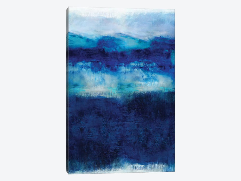 Indigo Dawn by Jaden Blake 1-piece Canvas Art