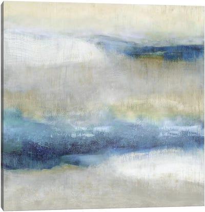 Indigo Motion II Canvas Art Print