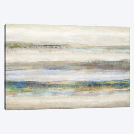 Linear Motion Canvas Print #JDN17} by Jaden Blake Art Print