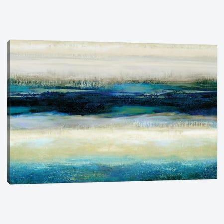 Reflections In Blue Canvas Print #JDN22} by Jaden Blake Art Print