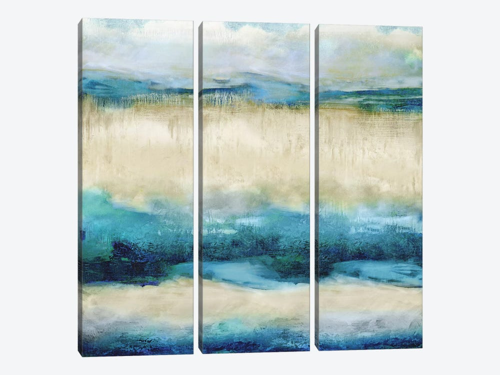 Close To The Edge I by Jaden Blake 3-piece Canvas Wall Art