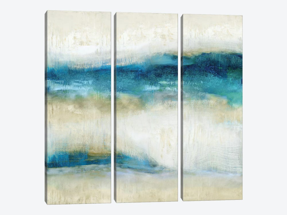 Close To The Edge II by Jaden Blake 3-piece Canvas Art Print