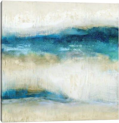 Close To The Edge II Canvas Art Print