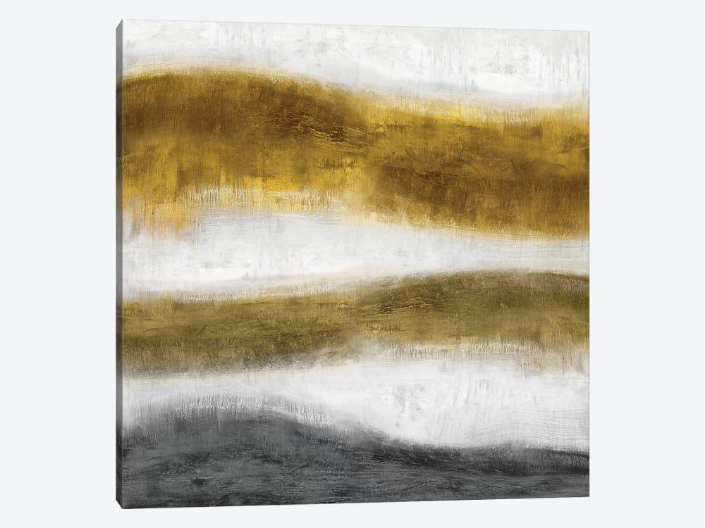 Emerge Golden by Jaden Blake 1-piece Canvas Art