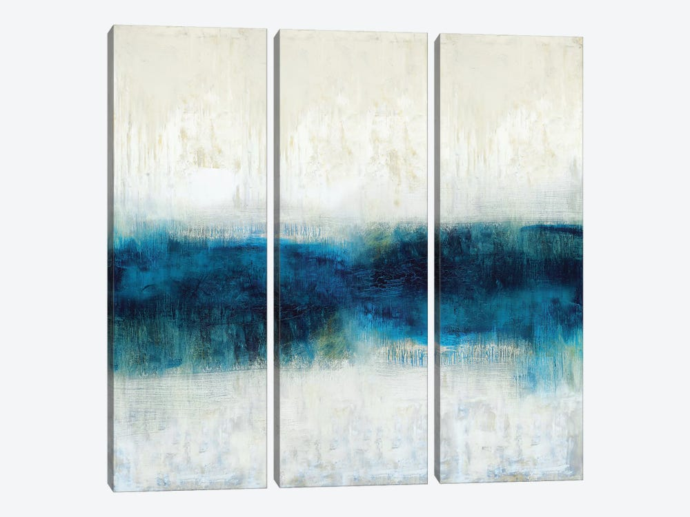Emerge I by Jaden Blake 3-piece Canvas Art Print