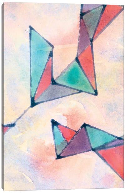 Lucent Shards II Canvas Art Print