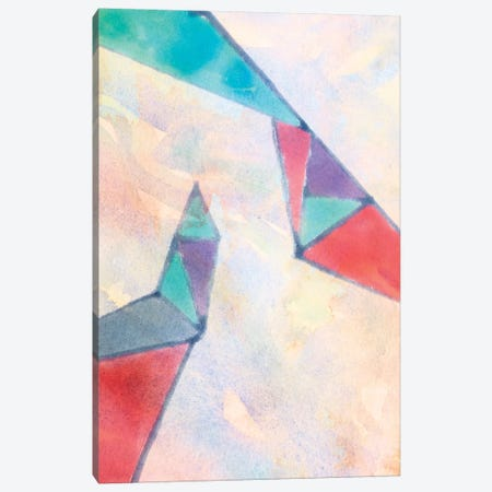 Lucent Shards III Canvas Print #JDO3} by Jamie Douglas Canvas Artwork
