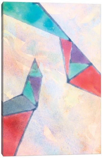 Lucent Shards III Canvas Art Print