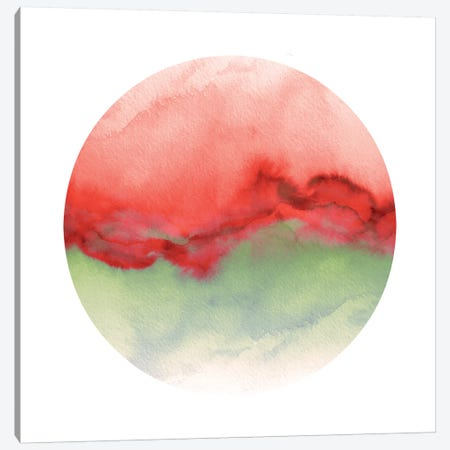 Flow XIII Canvas Print #JDS105} by Julia Di Sano Canvas Artwork