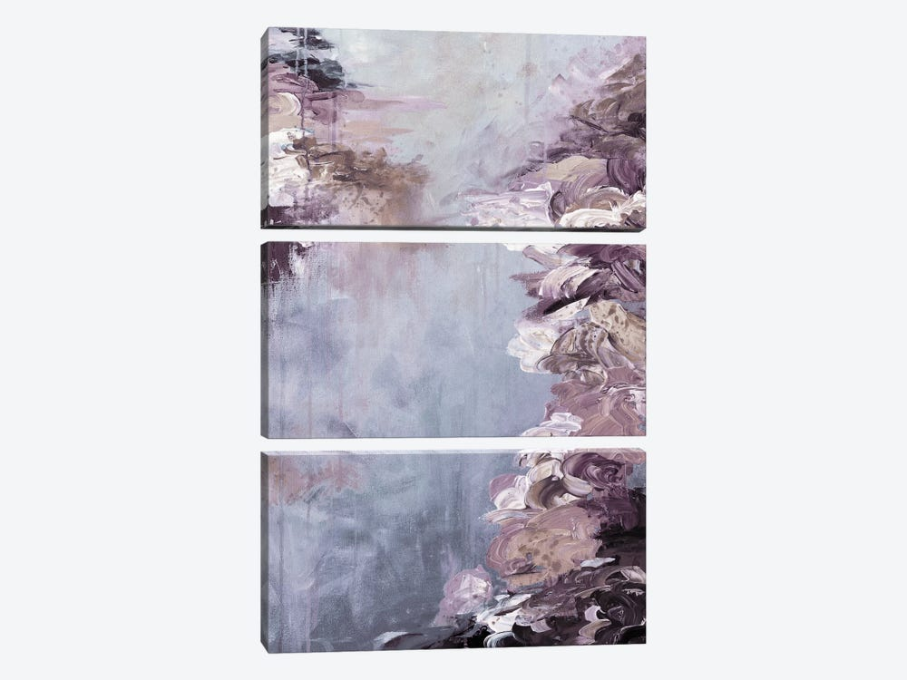 Lakefront Escape V by Julia Di Sano 3-piece Canvas Art