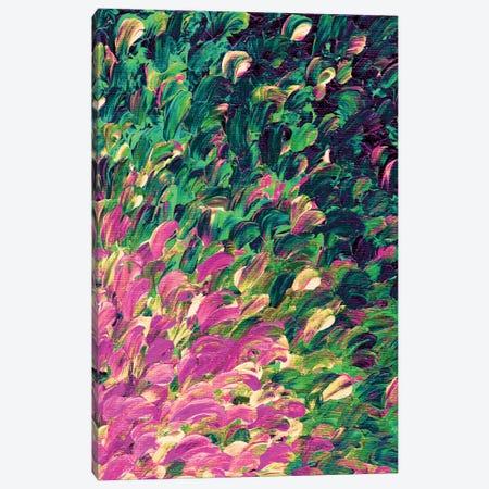 Follow The Current IV Canvas Print #JDS10} by Julia Di Sano Canvas Print