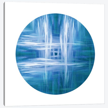 Learning To Focus IX Canvas Print #JDS117} by Julia Di Sano Canvas Art Print