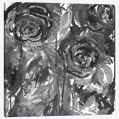 Midnight Garden 3-Piece Canvas #JDS122} by Julia Di Sano Canvas Print