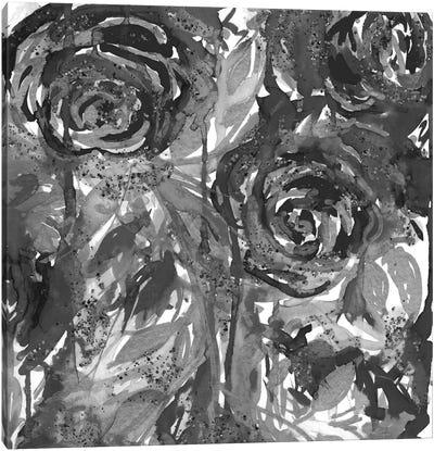 Midnight Garden Canvas Art Print