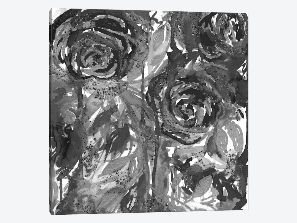 Midnight Garden by Julia Di Sano 1-piece Canvas Art