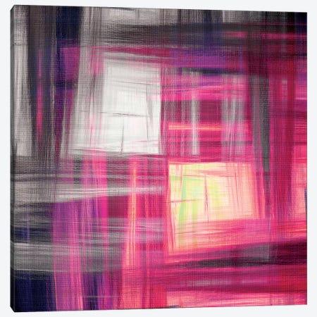 Tartan Crosshatch I Canvas Print #JDS129} by Julia Di Sano Canvas Print