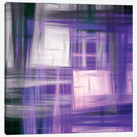 Tartan Crosshatch II Canvas Print #JDS130} by Julia Di Sano Canvas Art
