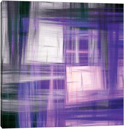 Tartan Crosshatch II Canvas Print #JDS130