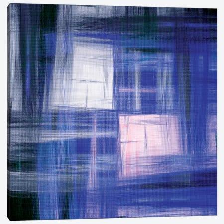 Tartan Crosshatch IV Canvas Print #JDS132} by Julia Di Sano Canvas Art