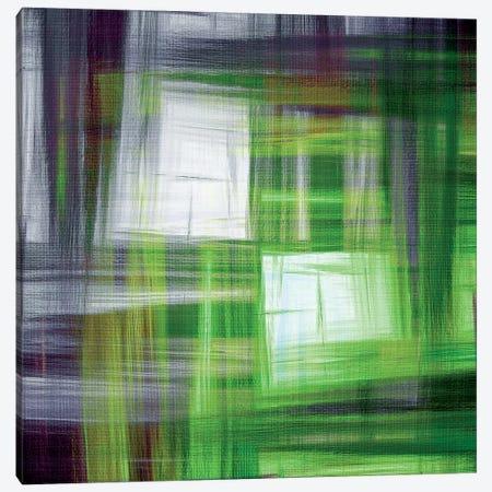 Tartan Crosshatch V Canvas Print #JDS133} by Julia Di Sano Canvas Art