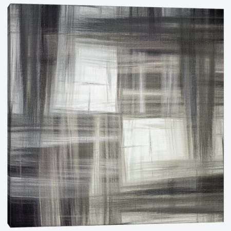 Tartan Crosshatch VI Canvas Print #JDS134} by Julia Di Sano Canvas Print