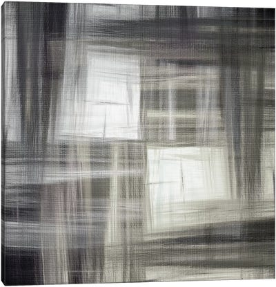 Tartan Crosshatch VI Canvas Art Print