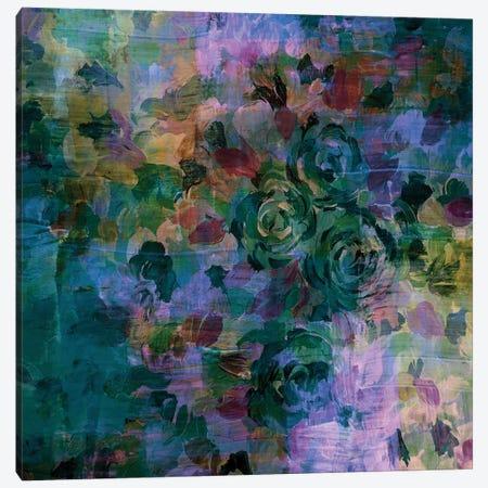 Through Rose-Colored Glasses II Canvas Print #JDS135} by Julia Di Sano Canvas Art Print