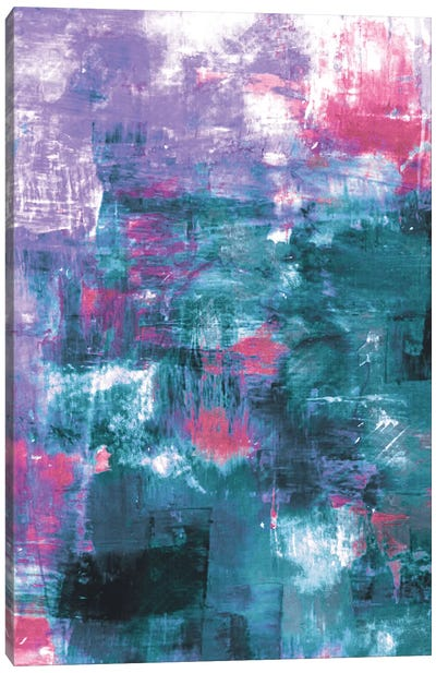 Off The Grid XI Canvas Art Print