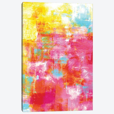 Off The Grid II Canvas Print #JDS144} by Julia Di Sano Canvas Wall Art
