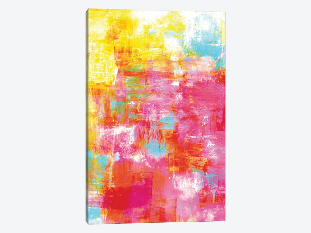Off The Grid II by Julia Di Sano 1-piece Canvas Art
