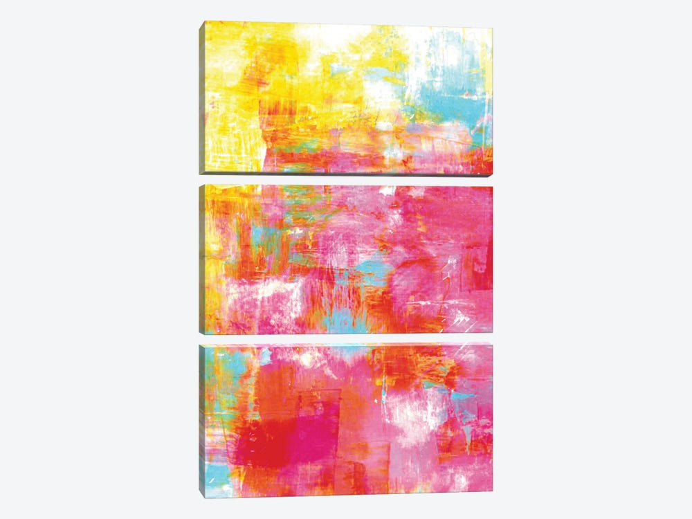 Off The Grid II by Julia Di Sano 3-piece Canvas Artwork