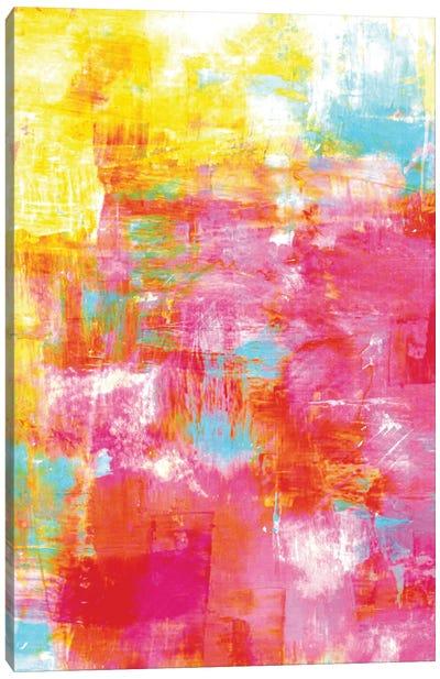 Off The Grid II Canvas Art Print