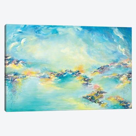 Sea To Sky Canvas Print #JDS147} by Julia Di Sano Canvas Wall Art