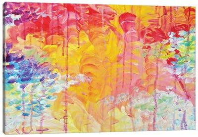 Sun Showers Canvas Art Print