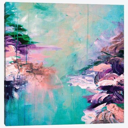 Winter Dreamland II Canvas Print #JDS149} by Julia Di Sano Canvas Art Print