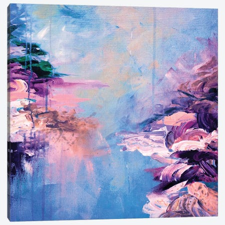 Winter Dreamland VI Canvas Print #JDS150} by Julia Di Sano Canvas Artwork