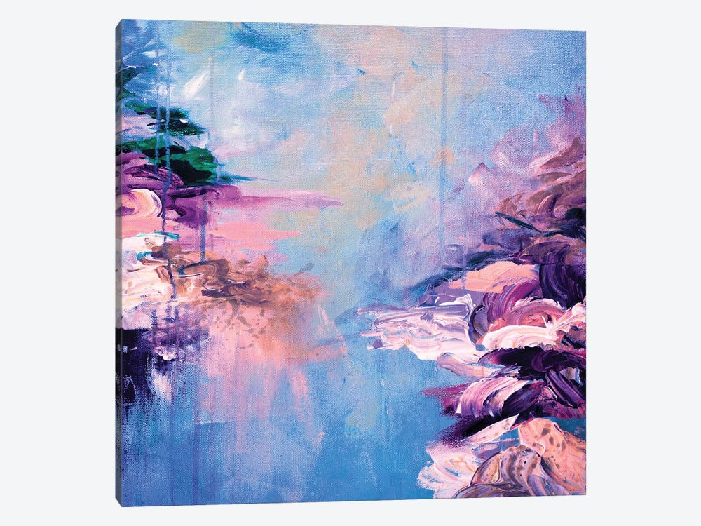 Winter Dreamland VI by Julia Di Sano 1-piece Canvas Art Print