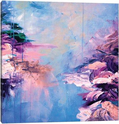 Winter Dreamland VI Canvas Art Print
