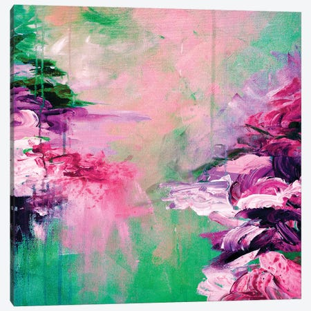 Winter Dreamland VIII Canvas Print #JDS151} by Julia Di Sano Canvas Wall Art