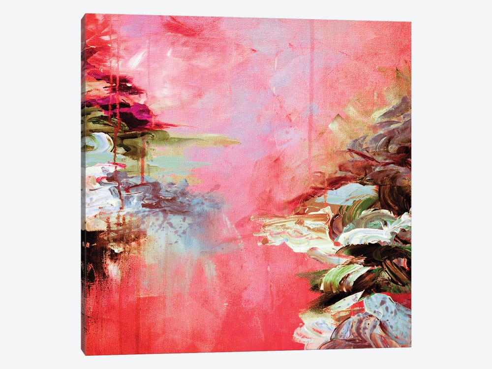 Winter Dreamland IX by Julia Di Sano 1-piece Canvas Print