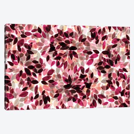 Dahlia Dots IV 3-Piece Canvas #JDS156} by Julia Di Sano Canvas Art Print