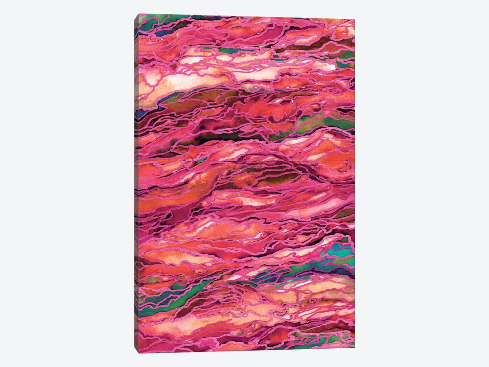 Marble Idea! - Miami Heat 1-piece Art Print
